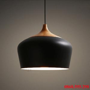Đèn Thả Đui Gỗ – Đã Có Bóng 5W